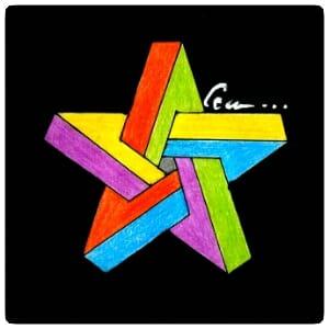 pentagramă